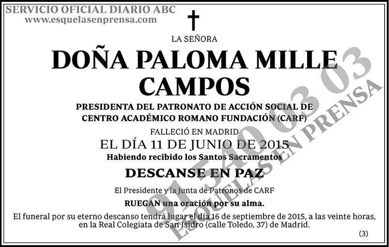Paloma Mille Campos